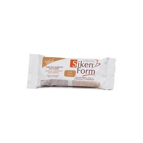 Siken Form barrita sustitutiva sabor cookie 1u