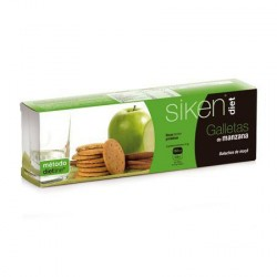 Siken Diet galletas manzana 15u