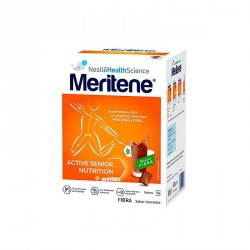 Meritene Senior fibra chocolate 14 sobres